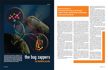 layout: bug zappers