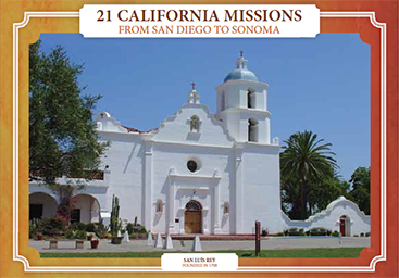 missions postcards